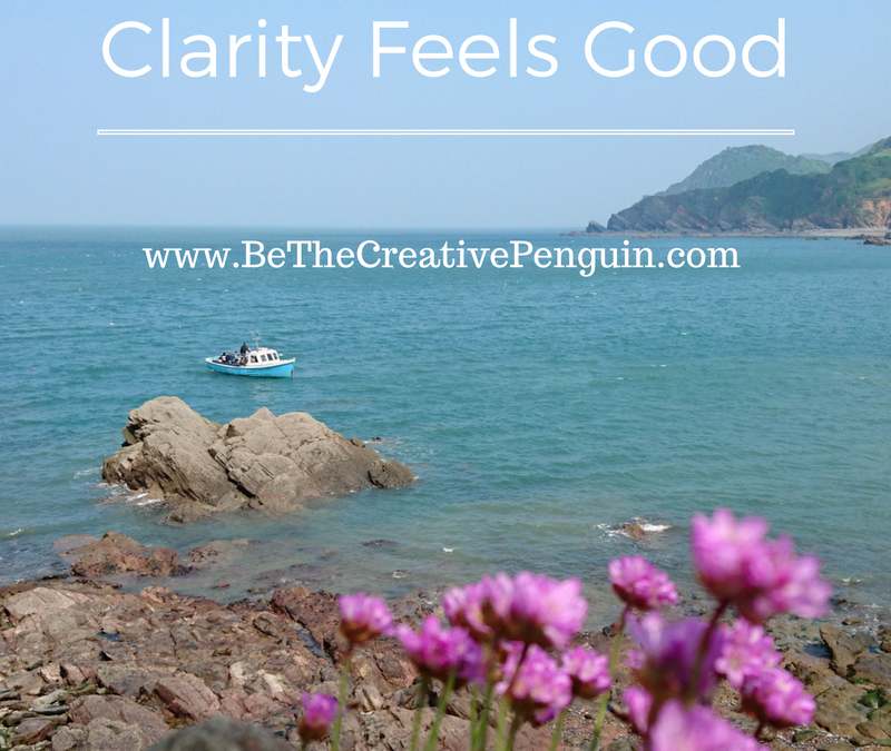 Clarity Feels Good – Get Clear on Branding and Strategy