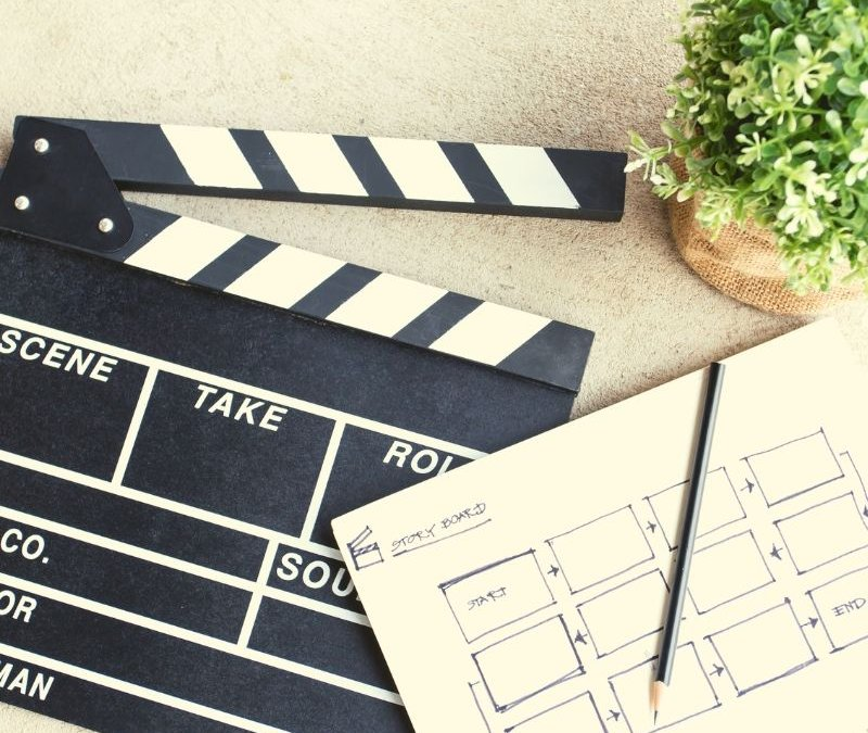The Video Storyboard – Not Just For Movie Makers!