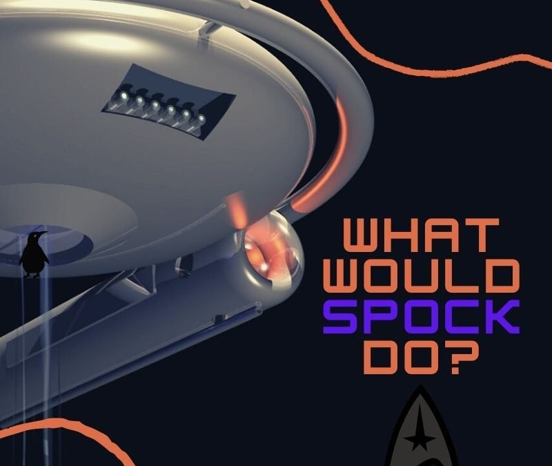 What would Spock do? Being Logical Online.